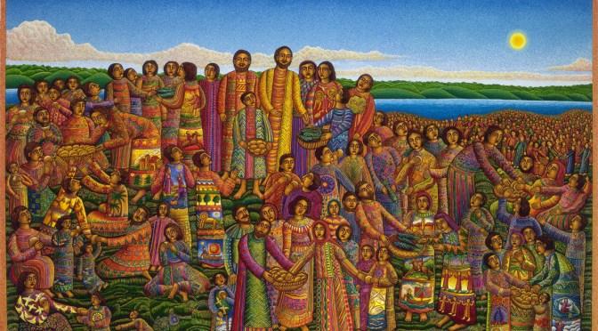 Liturgy Letter Newsletter – Tenth Sunday after Pentecost 2018 (Year B)