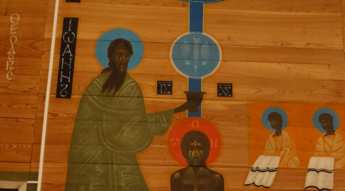Liturgy Letter Newsletter – Baptism of our Lord 2019 (Year C)