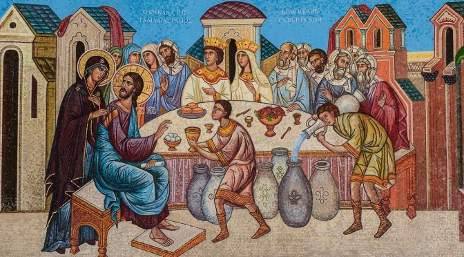 Liturgy Letter Newsletter – Second Sunday after the Epiphany 2019 (Year C)