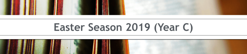 Easter Season Header 2019