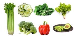 10 алкални храни