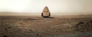 Ето как SpaceX планира да кацне на Марс през 2018 г.