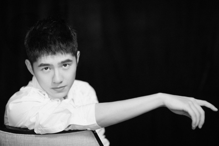China Film Magazines: Liu Haoran Features
