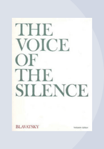 Copertina The voice of the silence