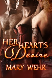Her Hearts Desire Cover