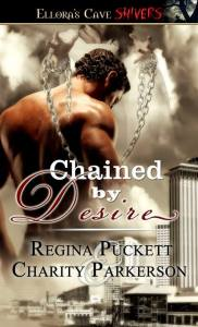 Chained by Desire Cover