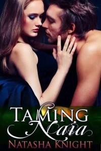 Taming Naia Cover