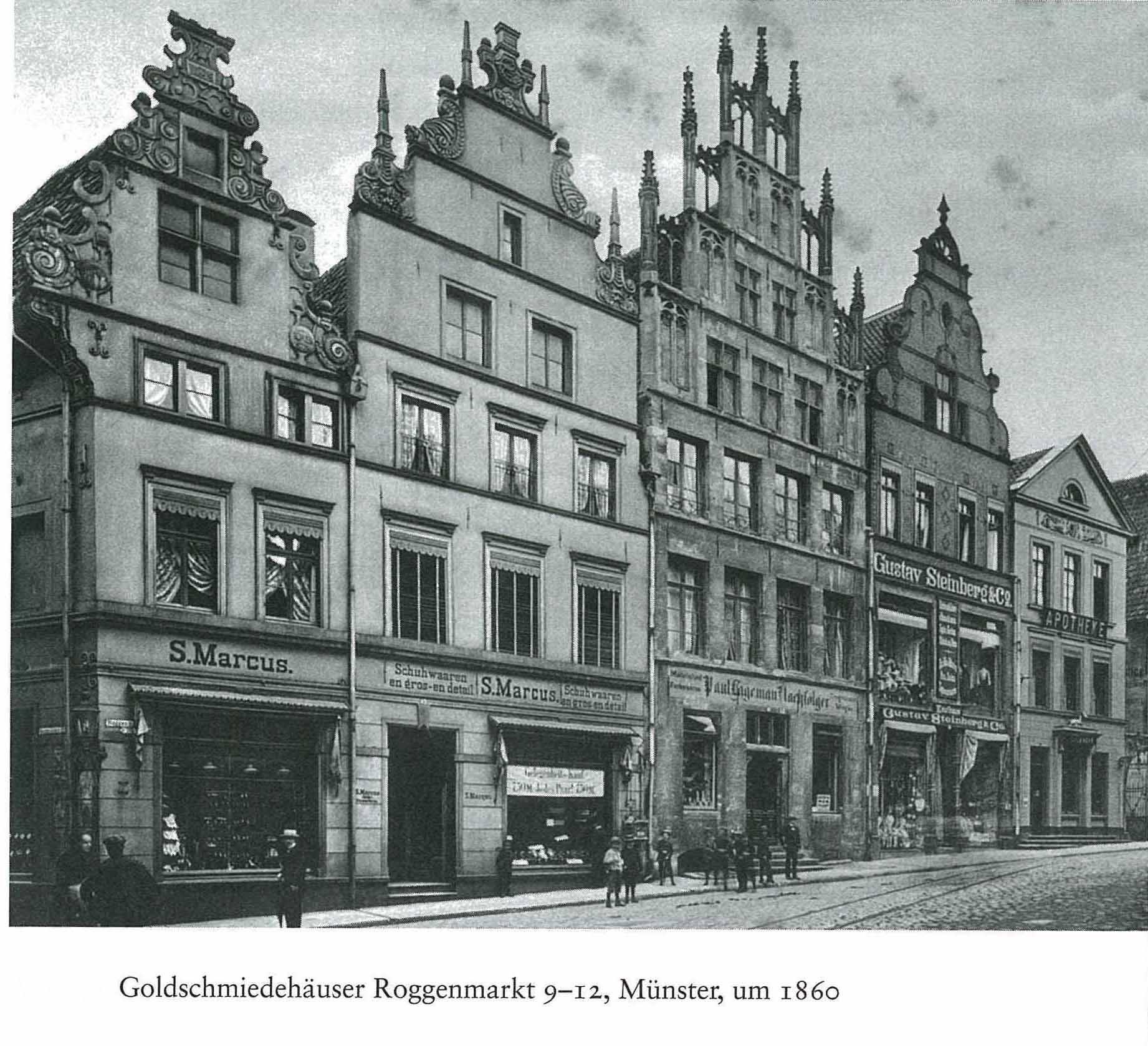 Chronik Rheinland und Westfalen vor Grndung des LIV