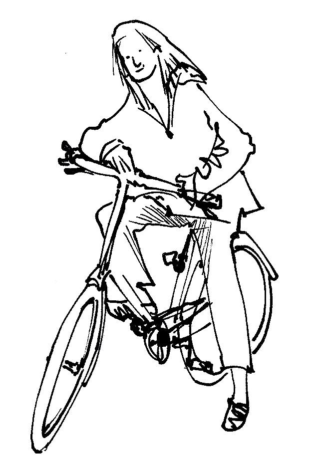 Handy:Bike Rider