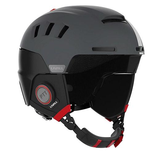 - 1 - Livall RS1 Smart Ski and Snowboard Helmet