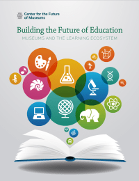 Cover image for the Building the Future of Education Report
