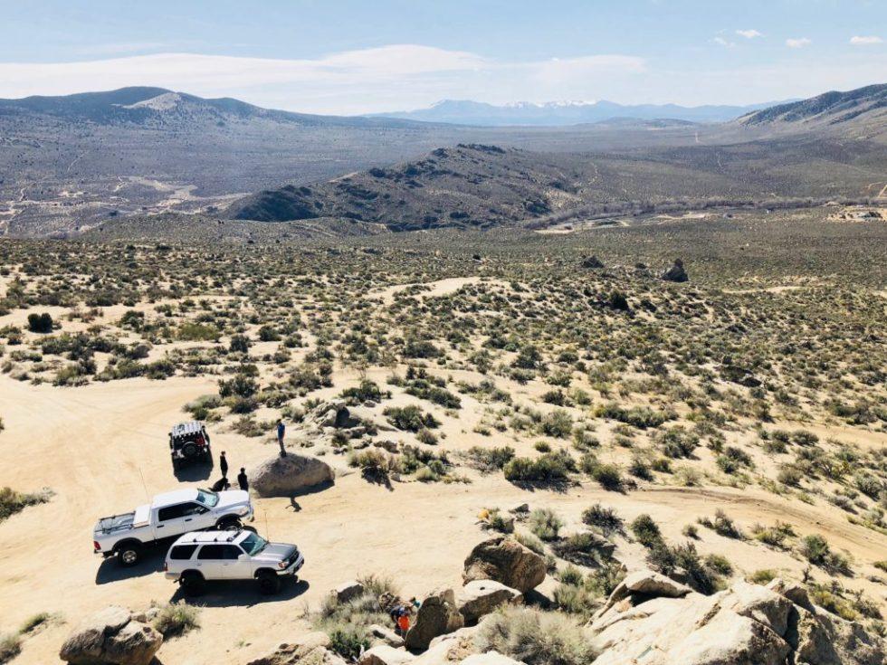 Prison Hill Motorized Recreation Area Overlook