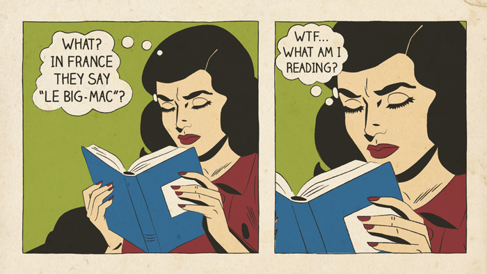 reading languages
