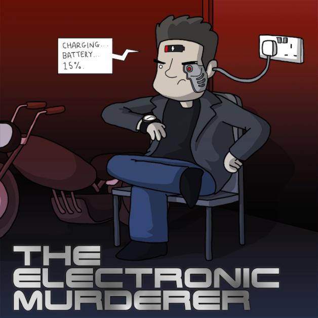 """Der """"Terminator"""" heißt auf polnisch """"elektronischer Mörder"""""""