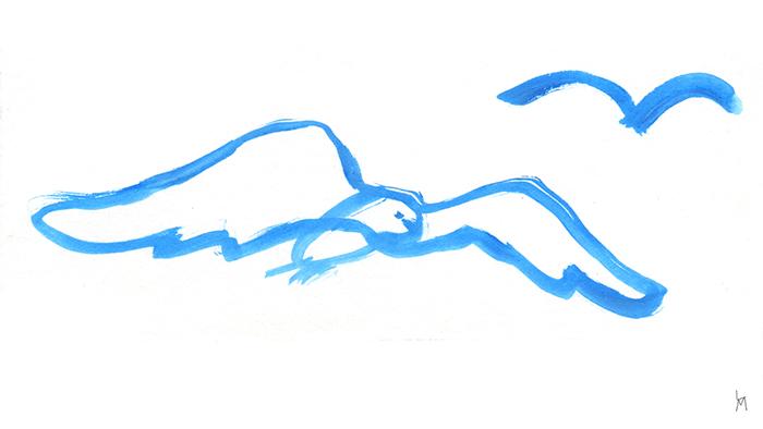 Une gouelle est l'un de ces mots patois originaux qui parlent des animaux