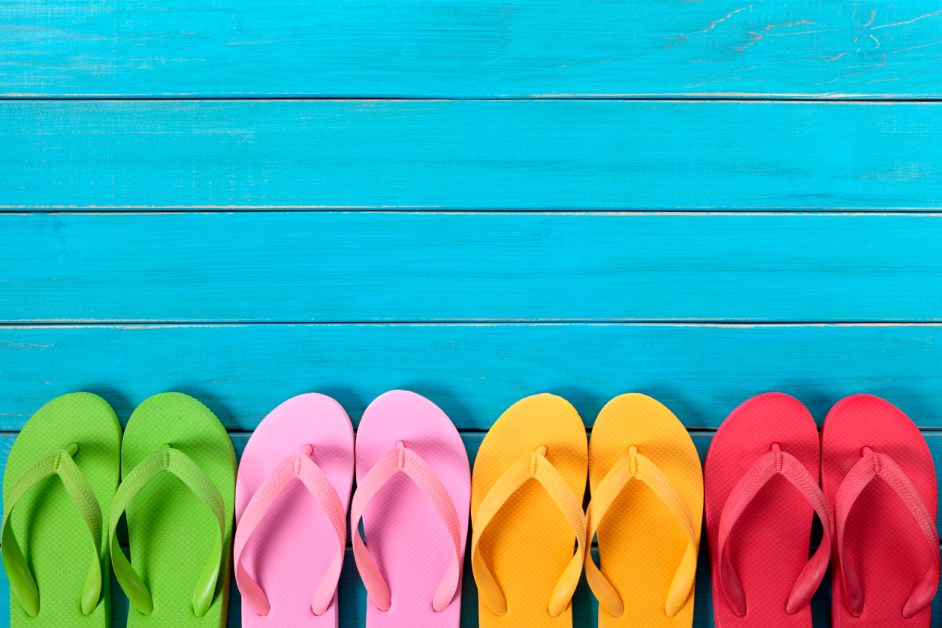 Unique Travel Gifts — Flip-Flops
