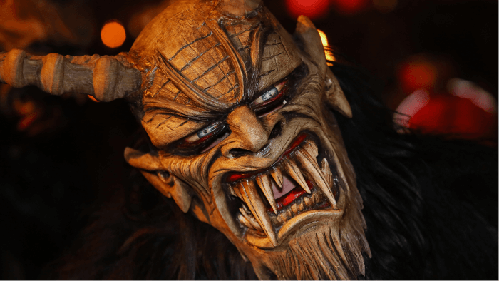Krampus holiday traditions