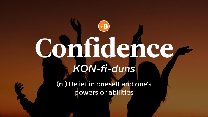 2017 Words Of The Year — Confidence