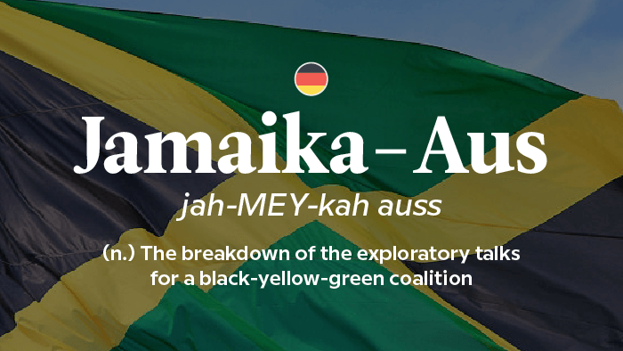2017 Words Of The Year — Jamaika-Aus