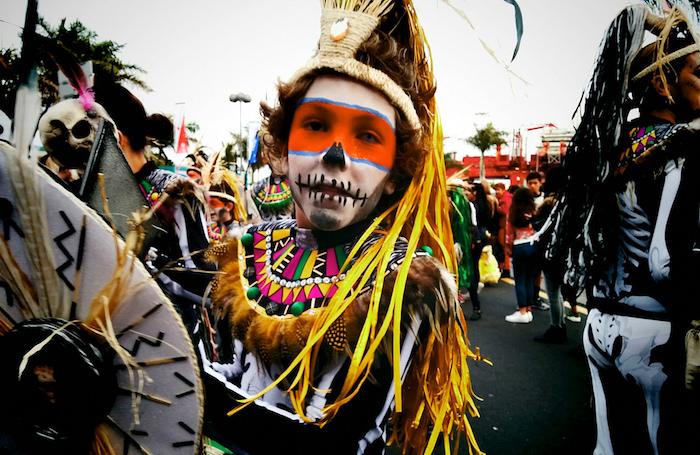 Autre bonne raison de visiter l'Espagne cet hiver : le Carnaval de Tenerife, qui a lieu chaque année en février