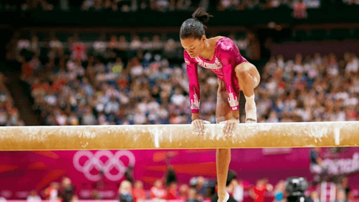 Gabby Douglas bilingual athletes