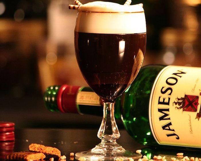 L'Irish Coffee, boisson chaude pour l'hiver et classique des pubs irlandais