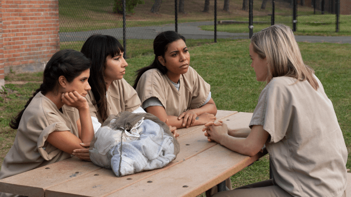 Spanish TV Shows — Orange is the New Black