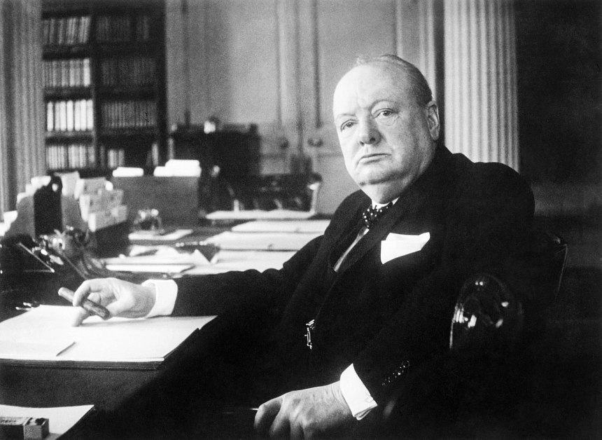 British Culture — Winston Churchill