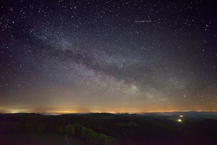 Visiter le Québec, c'est aussi une bonne raison de venir observer les étoiles