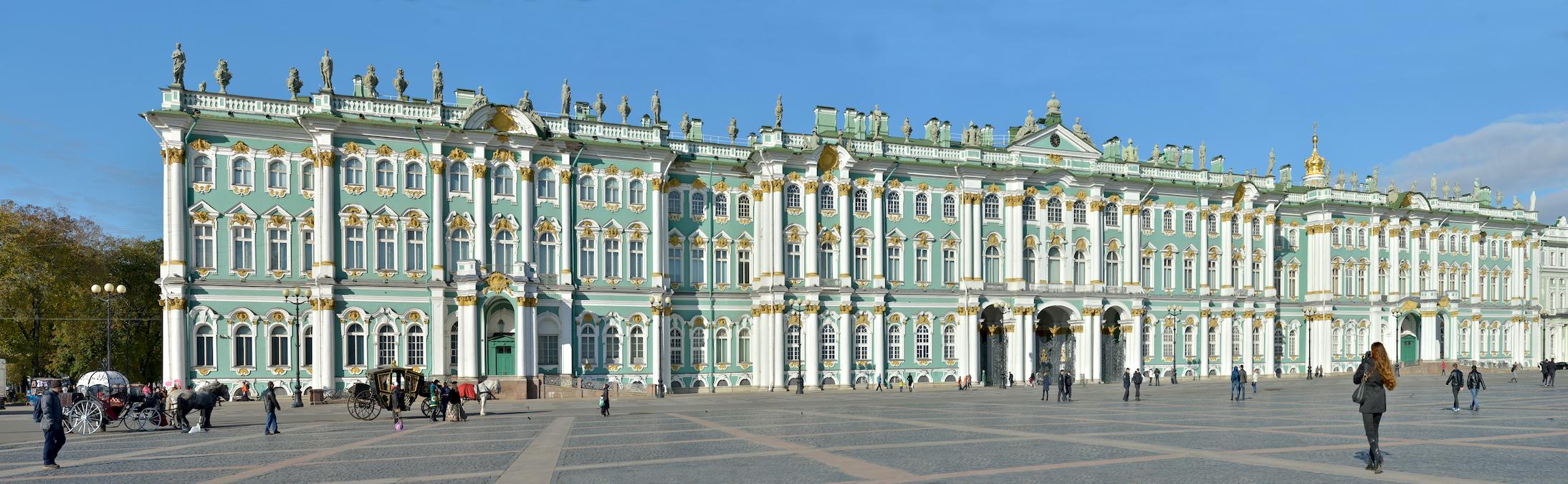 Plus de 60.000 oeuvres sont exposées au Musée de l'Ermitage | Babbel
