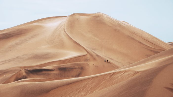 Beautiful Places In The World — Namib Desert