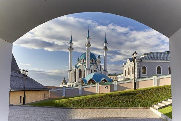 La Mosquée de Kazan mérite le détour