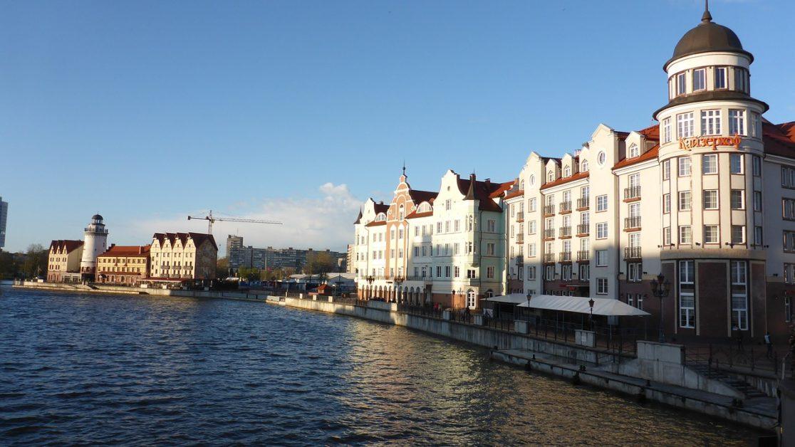 Kalilingrad, aux portes de l'Europe