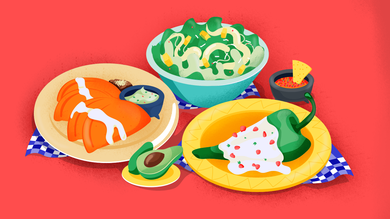Mexican Cuisine in 10 Dishes