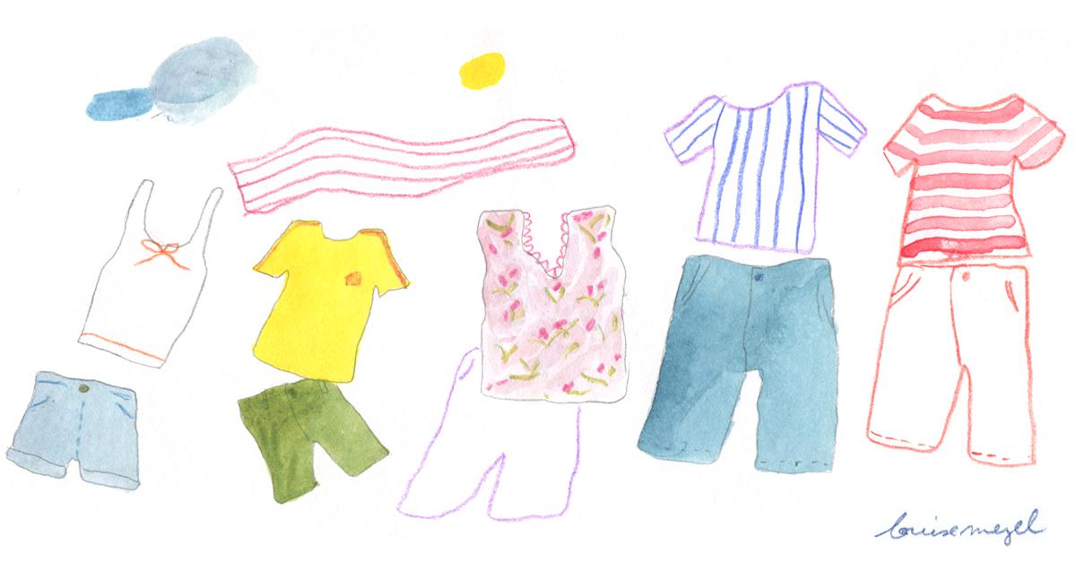Si vous prenez le Transsibérien, pensez à prendre des vêtements légers