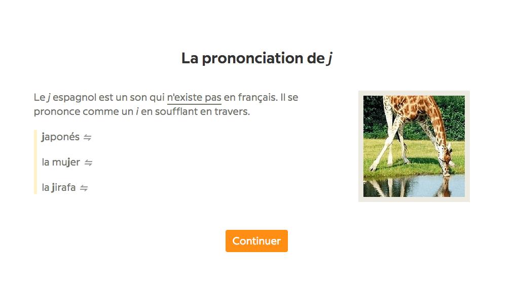 Cours de prononciation Babbel