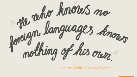 The 5 Best Inspirational Language Quotes