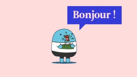 Mis 9 palabras favoritas en francés