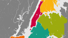 Multilingual Manhattan: New York's Multitude Of Language Communities
