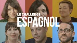 Le challenge espagnol : grâce à notre application, ils ont appris les bases de la langue en 3 semaines