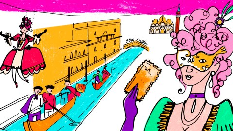 Cómo celebrar el carnaval… ¡en 6 idiomas!