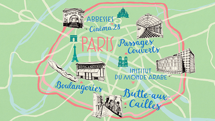 5 endroits insolites à découvrir à Paris