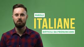 Parole italiane (quasi) impronunciabili
