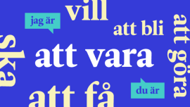 The 20 Most Common Swedish Verbs