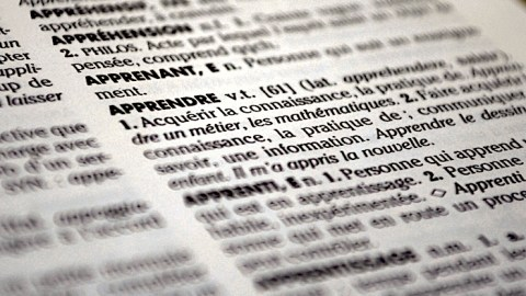 Comment les mots entrent dans le dictionnaire ?