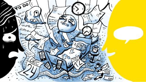 Was sind die 5 häufigsten Ursachen für Stress – und wie hilft dir das Lernen einer neuen Sprache beim Entspannen?