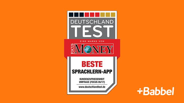 Der Deutschland Test: 5 Gründe, warum diese Sprachlern-App als beste ausgezeichnet ist