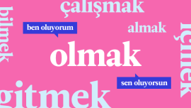 The Top 20 Most Common Verbs In Turkish