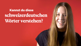 Was sind die Unterschiede zwischen Deutsch und Schweizerdeutsch?