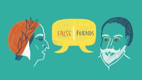 Uma história de falsos amigos entre português e espanhol